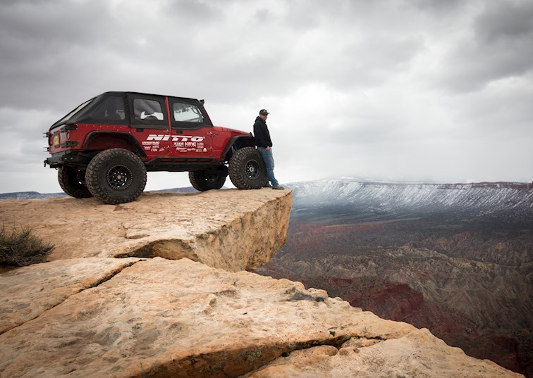 Top of the World With EVO Manufacturing
