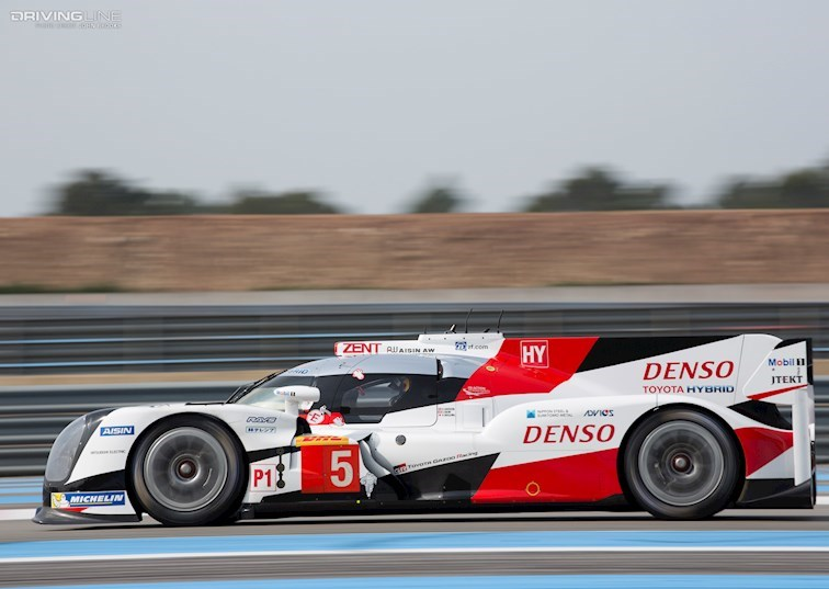 Rising Sun: Toyota's 2016 Le Mans Challenger Unveiled