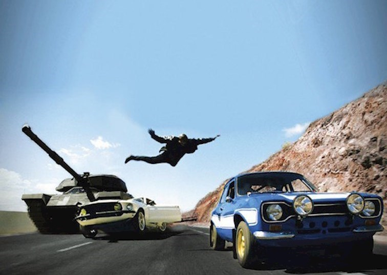 10 Most Unbelievable Chase Scenes from Fast and Furious