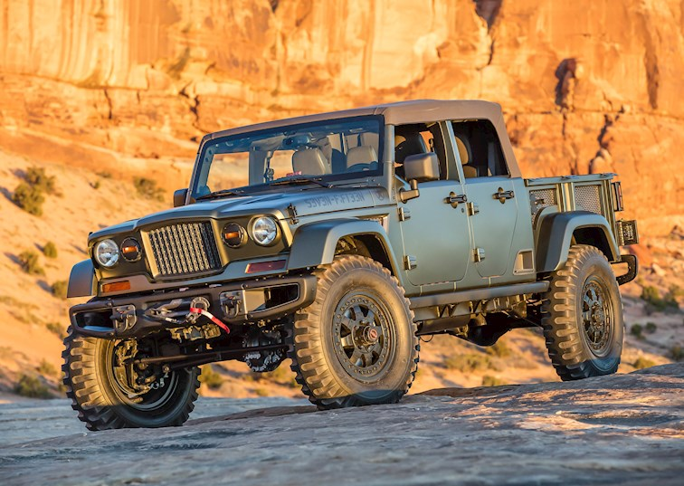 Take My Money! The Jeep Crew Chief 715 [video]