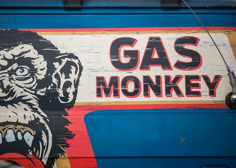 Gas Monkey Garage's Aaron Kaufman on Building Cars for Fast N' Loud