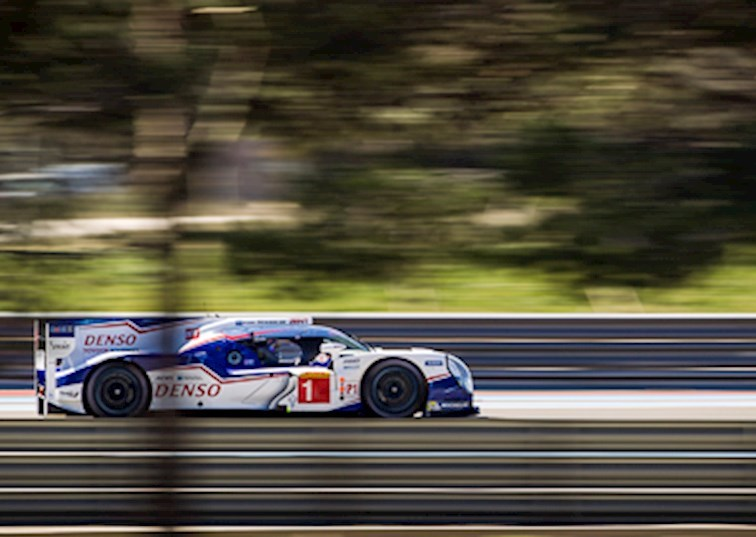 Revision & Refinement with the Toyota TS040