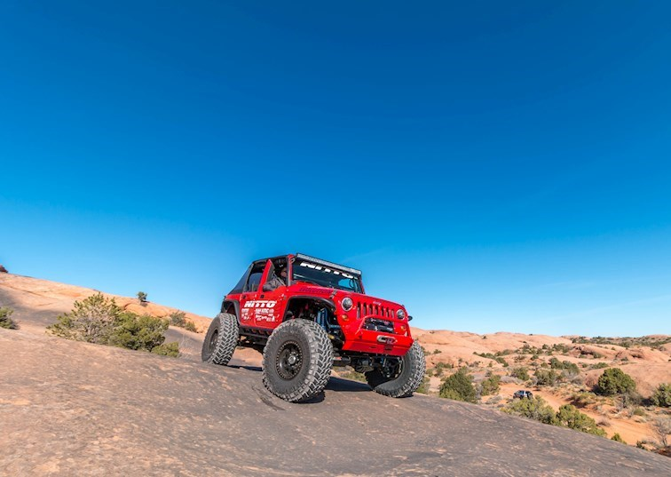 The Family Dragon: Loren Healy's 2013 Jeep Wrangler Unlimited
