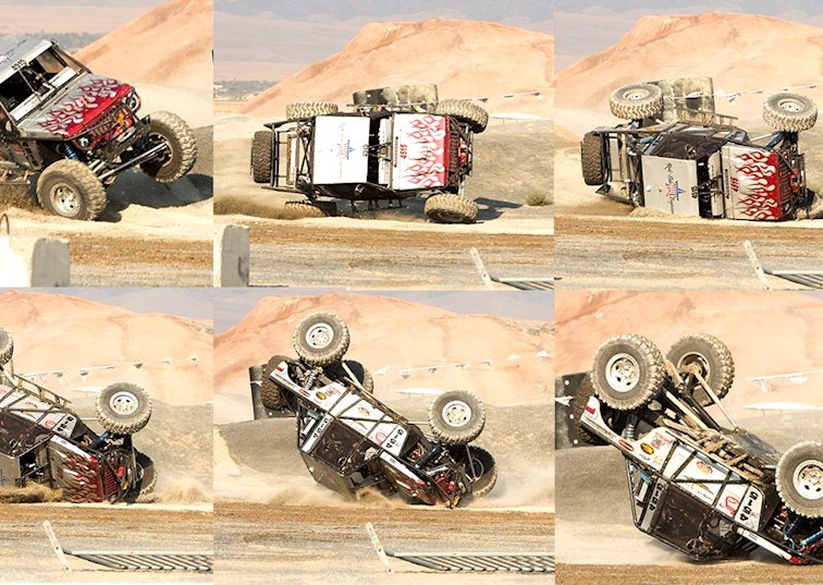 Spectator Safety: Races and Wheeling