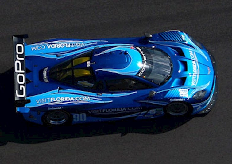 Chevy Finally Gets Serious with Corvette Daytona Prototype