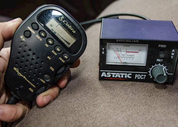 Trail Communications: CB Radio Basics