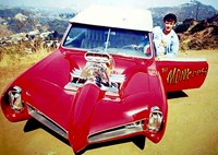 two wide dean jeffries manta ray movie cars custom car legend feature
