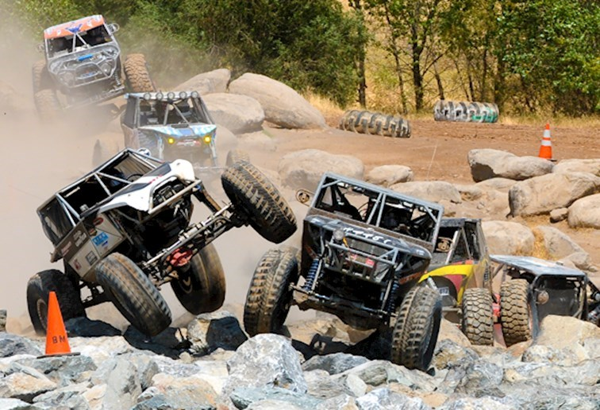 When Rock Crawling Turned Rock Racing