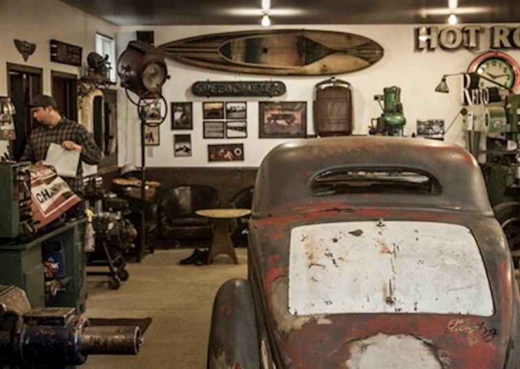 Bringing Back Gearhead Heritage with Deluxe Speed Shop