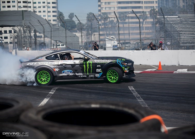 The Ultimate 360 with Vaughn Gittin Jr. @ FDLB