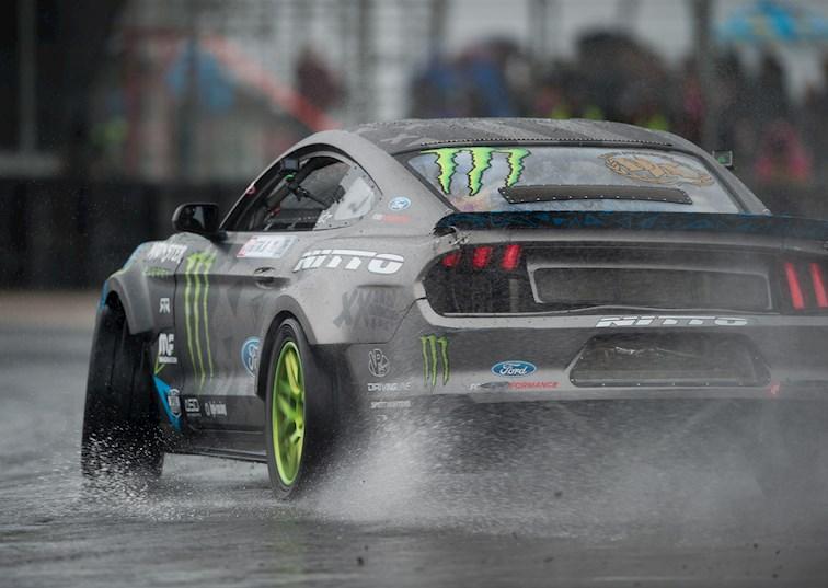 2016 Formula Drift Long Beach Top 32 Play-by-Play