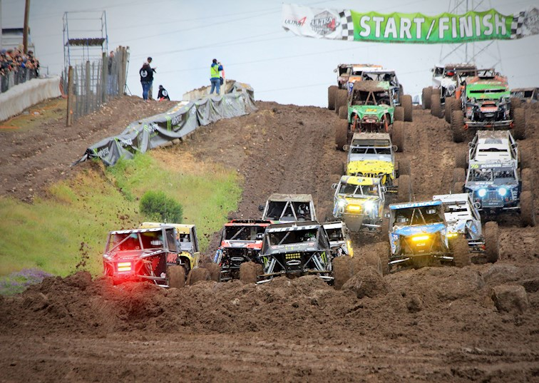 Trail Grapplers Come Out on Top at a Muddy Ultra4 MetalCloak Stampede [GALLERY]