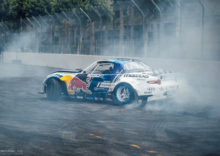 2016 Formula Drift Rd1 Long Beach Recap [Gallery]