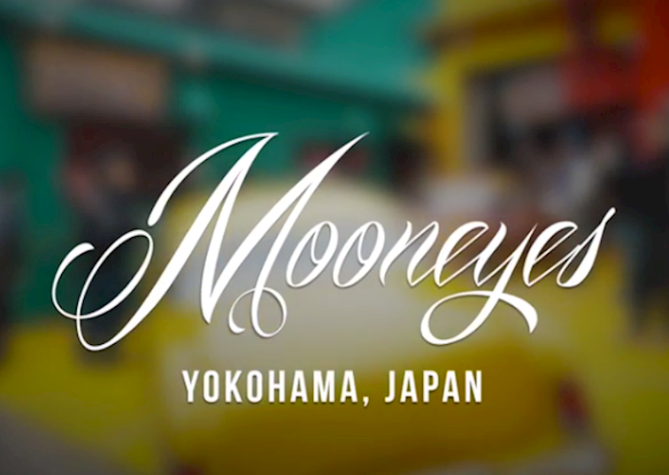 Kustom From Japan: Mooneyes [VIDEO]