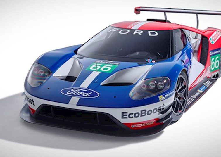 The Rumors Are True: Ford GT to Challenge LeMans in 2016!