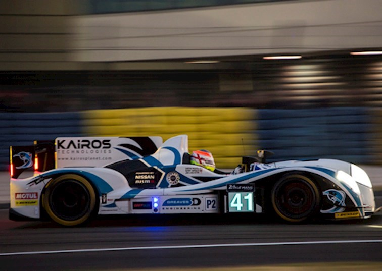 Day in the Life Of: Greaves Motorsport at Le Mans 24H