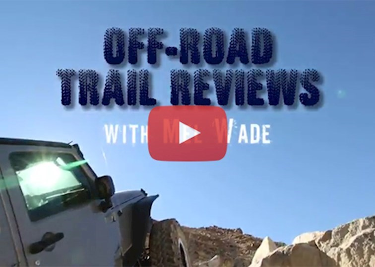 Trail Reviews with Mel Wade: Johnson Valley's Aftershock