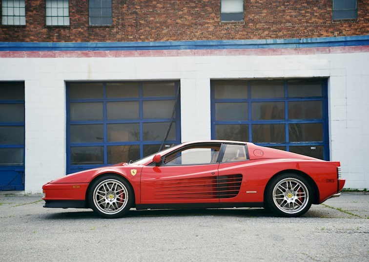 From the Poster to the Garage: One Man's Dream to own a Ferrari Legend