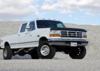 two wide 001 ford f350 power stroke diesel
