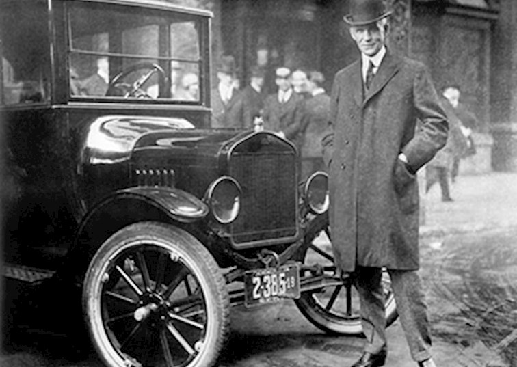 6 Reasons Why Henry Ford Kicks Elon Musk's Ass