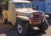 two wide 1951 willys pickup ebay tan front lead