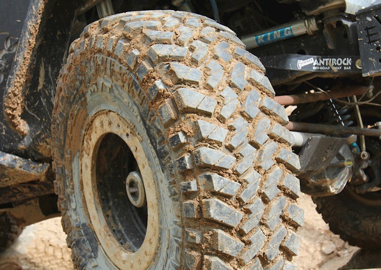 two wide nitto trail grappler atx slab beadlock jk