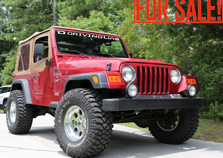 Jeep Wrangler TJ Buyer's Guide