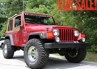 two wide 2000 jeep wrangler tj for sale lead