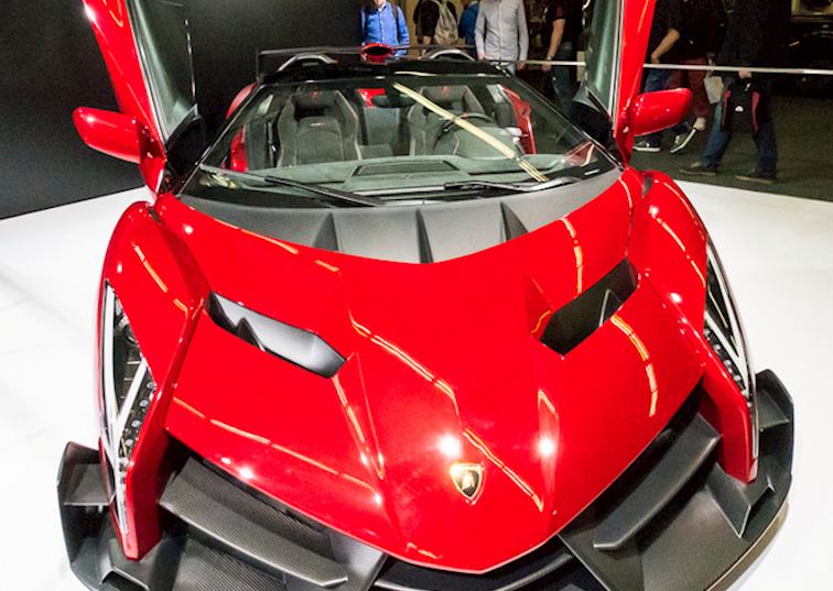 Lamborghini Veneno Roadster: The Most Prized Bull of All?