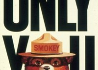 two wide off road fire safety prevetion tips smokey bear only you feature