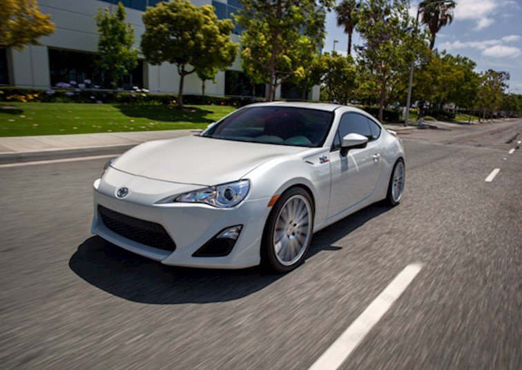 In Sheep's Clothes: RS-R's V8 Scion FR-S