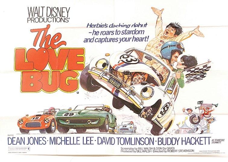 Why I Love The Love Bug