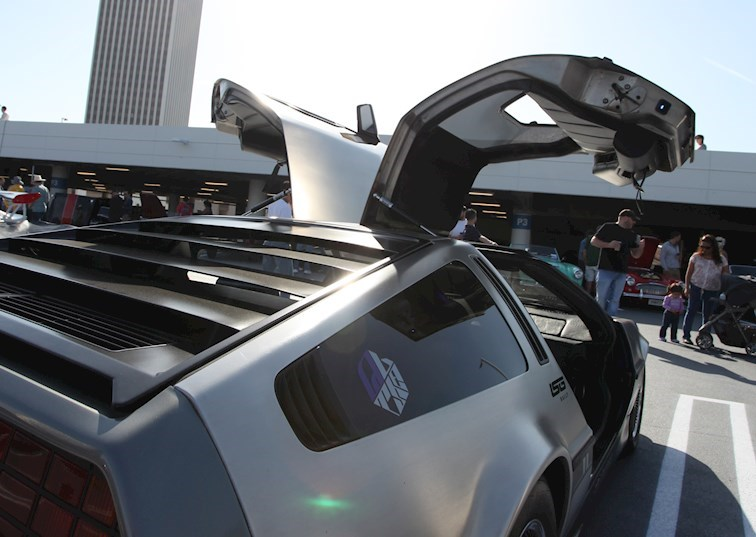 88MPH Cruise-In at the Petersen Automotive Museum