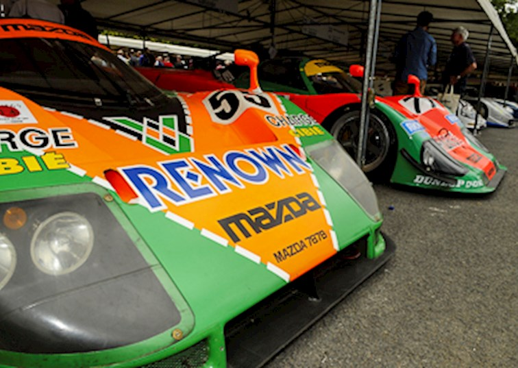Postcard from Sussex: Mazda Memories