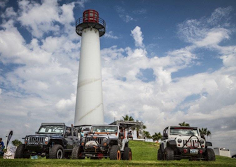 KMC Wheels Summer Jeep Bash