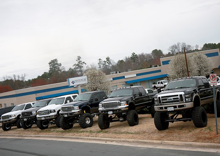 Power Stroking: Ford Diesel Truck Buyer's Guide