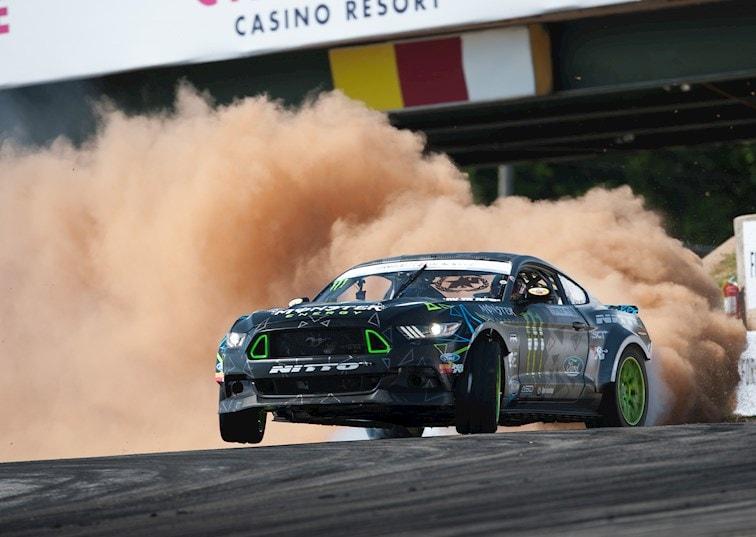 2016 Formula Drift Road Atlanta Top 32 Play-By-Play