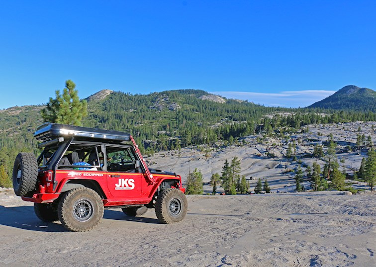 two wide jks rubicon trail lead