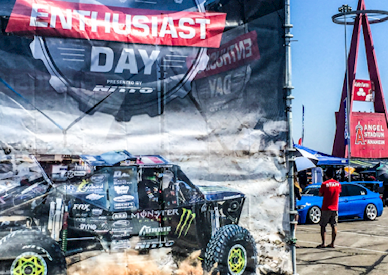 Watch LIVE from Auto Enthusiast Day