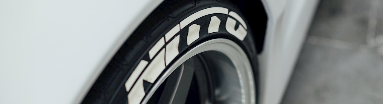 Nitto Tires With White Lettering >> Tire Stickers: The Secret to Customizing Your Tire Sidewalls   DrivingLine
