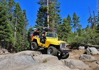 two wide 2015 jeepers jamboree rubicon trail lead