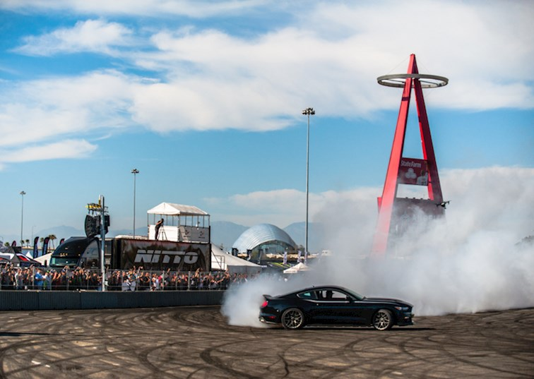 Auto Enthusiast Day 2015 - Angel Stadium