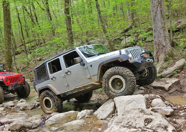 Jeep Wrangler JK EVO Manufacturing EVAP Skidplate [Review]