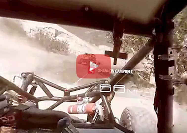 Ride Shotgun with Shannon Campbell in this 360 Degree Video