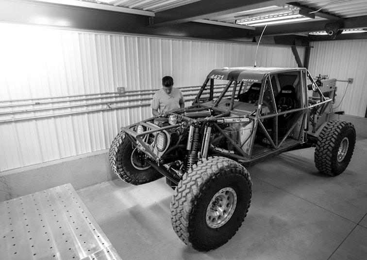 The King's Chariot: Erik Miller's 2016 KOH Winning Car