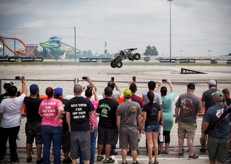 2016 Auto Enthusiast Day Is BIG in Texas