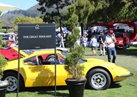 two wide ferraris monterey car week featured marque