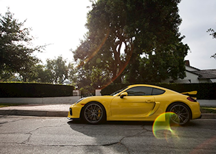 Let Me Ride: Porsche Cayman GT4
