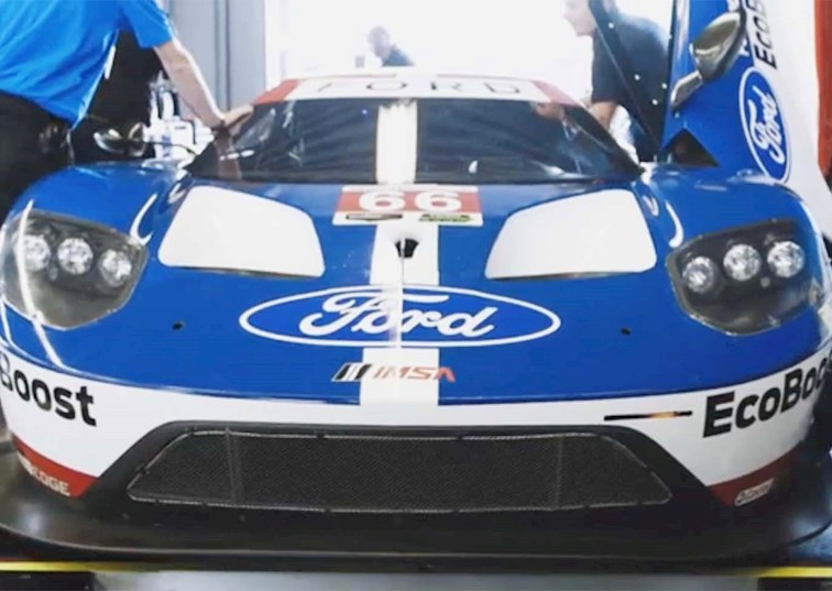 The Return of Ford to Le Mans: 2 of 5