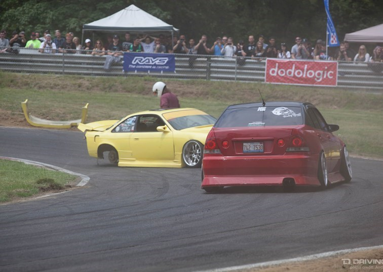 Drifting with Style: Final Bout Special Stage West
